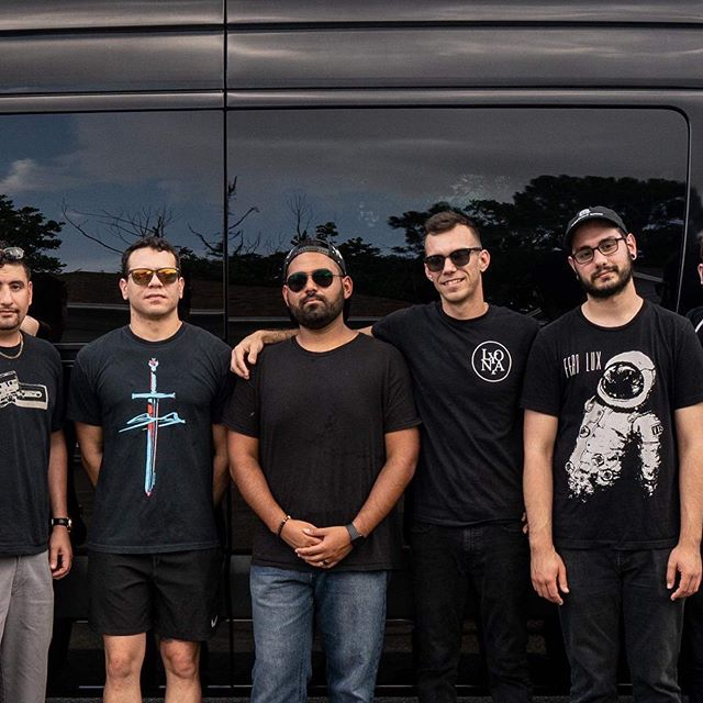 Tour was great. Much love and appreciation to our brothers in @lyoniamusic .  ________________________________ We have a homecoming show this Saturday with @modernviolence @conversationpiecefl & @kerrycourtney at Henao Center! We're very excited for this one.  Hope to see everyone there (n˘v˘•)¬