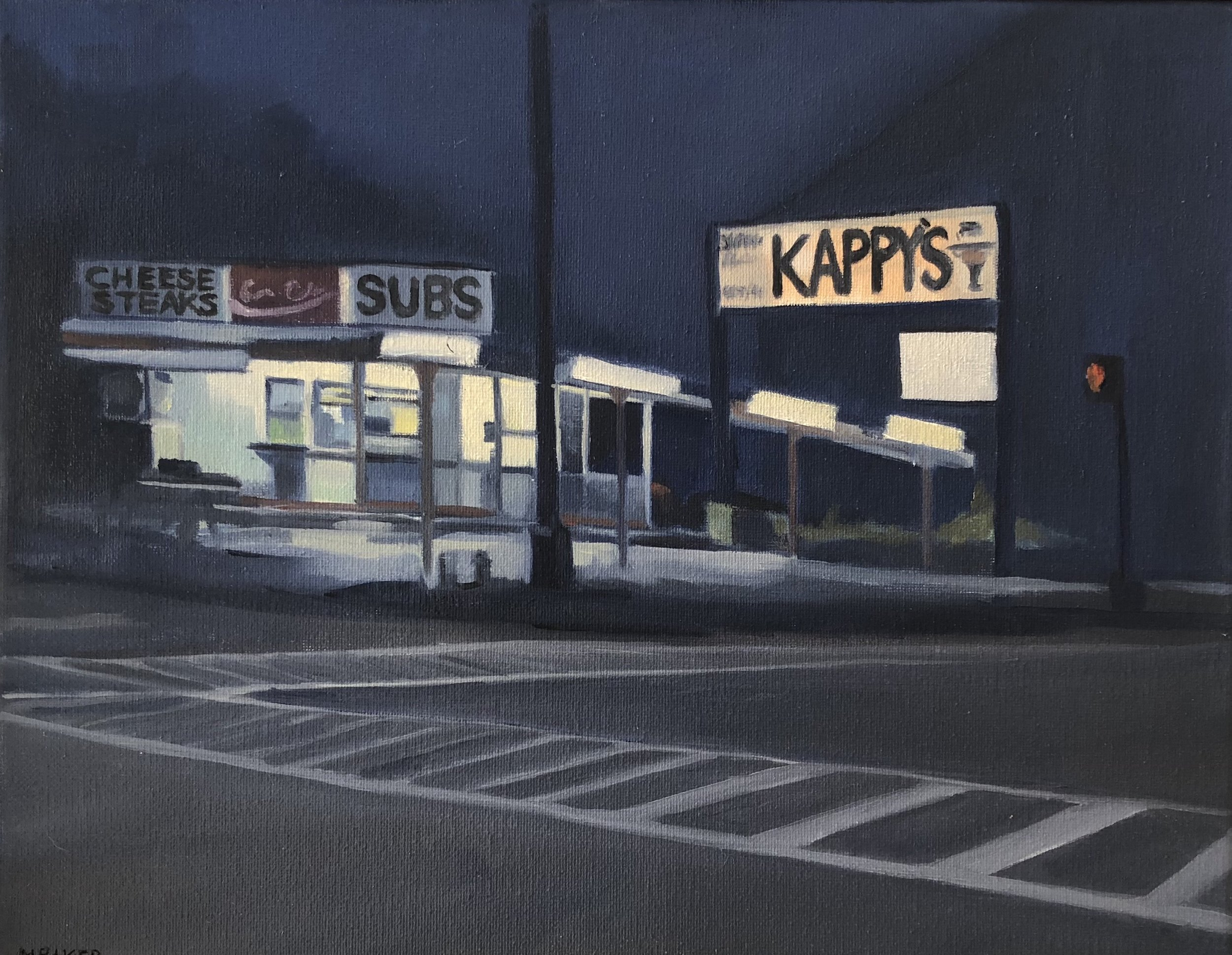Kappy's at Night