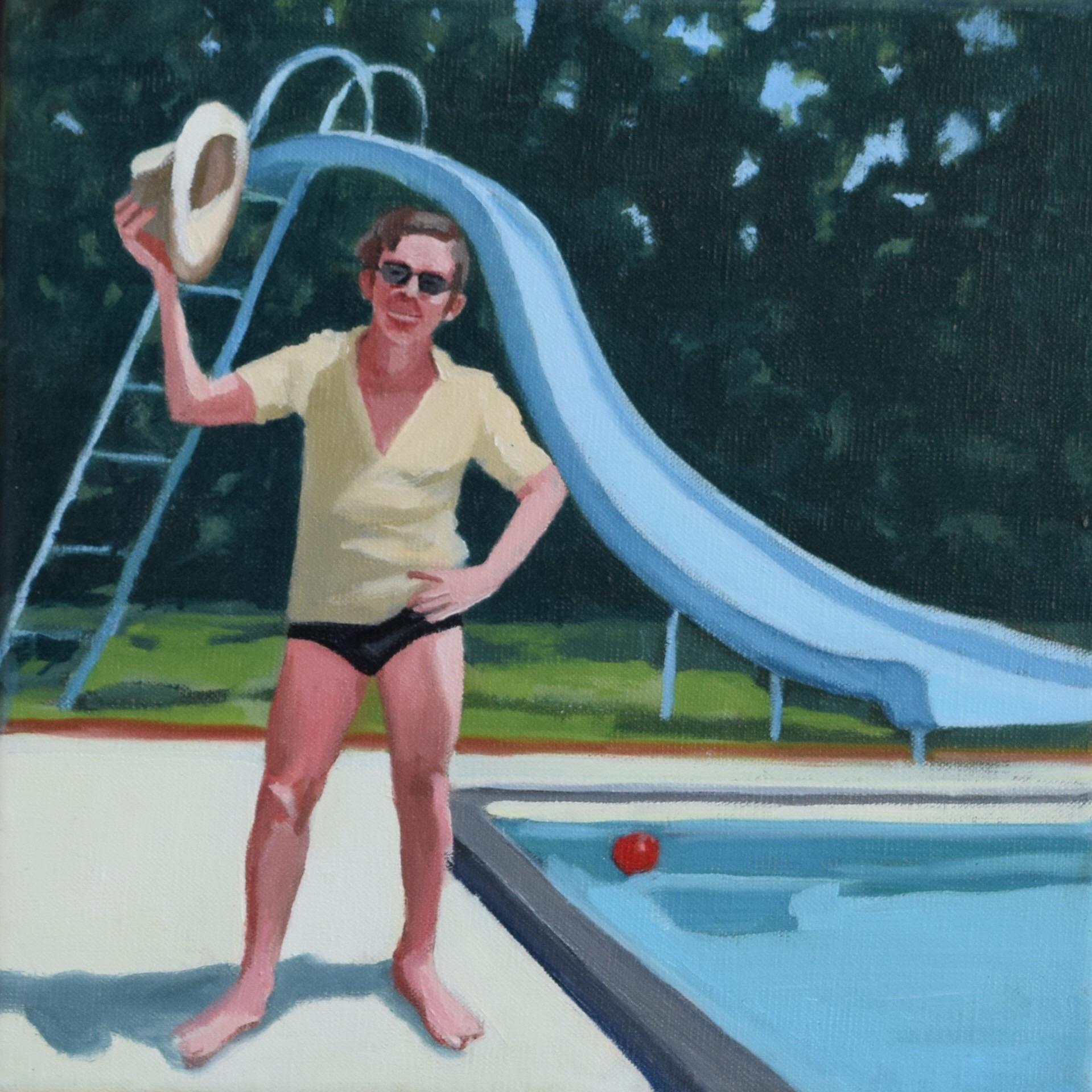 Baker,Margaret-Howdy-12x12 inch oil on canvas.jpg