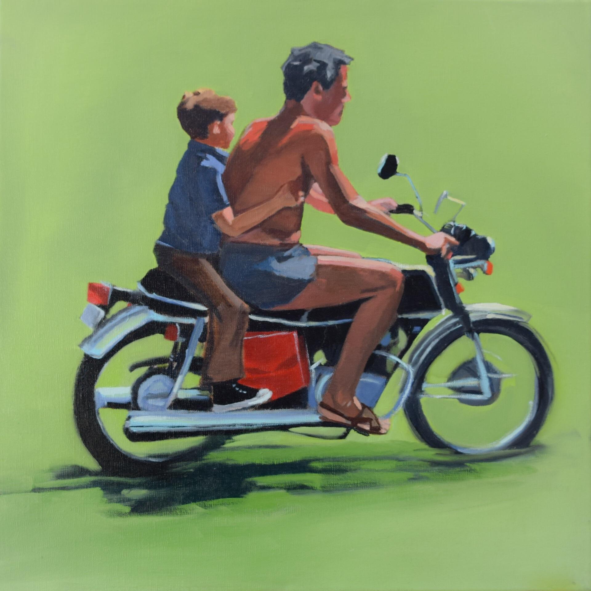 Baker,Margaret-Ride-20x20 inch oil on canvas.jpg