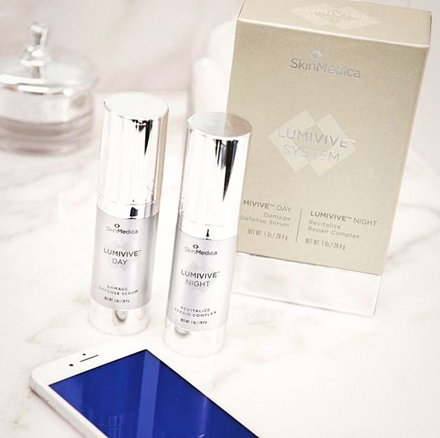 Get this coveted system for FREE when you spend $1000 shopping our online store this week!! ($265 Value) Give your skin a boost day and night with the benefits of Lumivive. Did you know smartphones & computers are emitting blue light, which causes dark spots, wrinkles, and loss of elasticity. Lumivive works day & night in reversing the appearance of environmental damage and rejuvenates your skin. See truly RADIANT results in as few as 14 days! . . . . #TakeYourSkinToNewHeights #HeightsDermatology #Botox  #HeightsSkinBoutique #DrBillano  #dermatology #hydrafacial #fillers #skincare #birmingham #makeup #bham #alabama #juvederm #kybella #ultherapy #skinmedica #NewTox #coolsculpting #FreezeYourFat #microneedling #HydraFacial #instagood #cosmeticdermatology #Lumivive #GetThatGlow