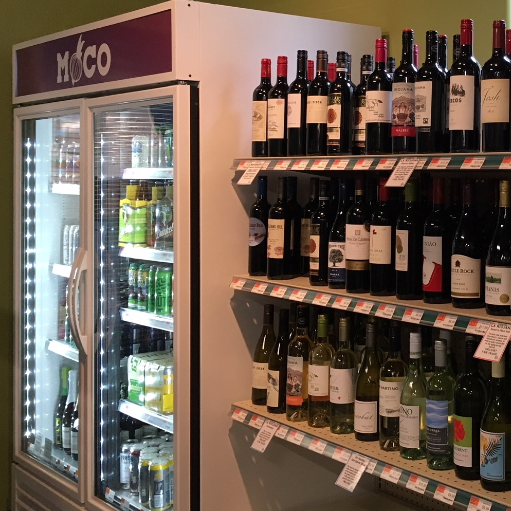 Wine & Beer - All the handcrafted favorites you'd expect plus some regional gems and nationally-recognized brews stock our shelves along with the region's best wines. Our vintners and brewers pride themselves on producing some of the best spirits in the country. Come sample our selections at one of our tasting events. Are we missing one of your favorites? Tell us!