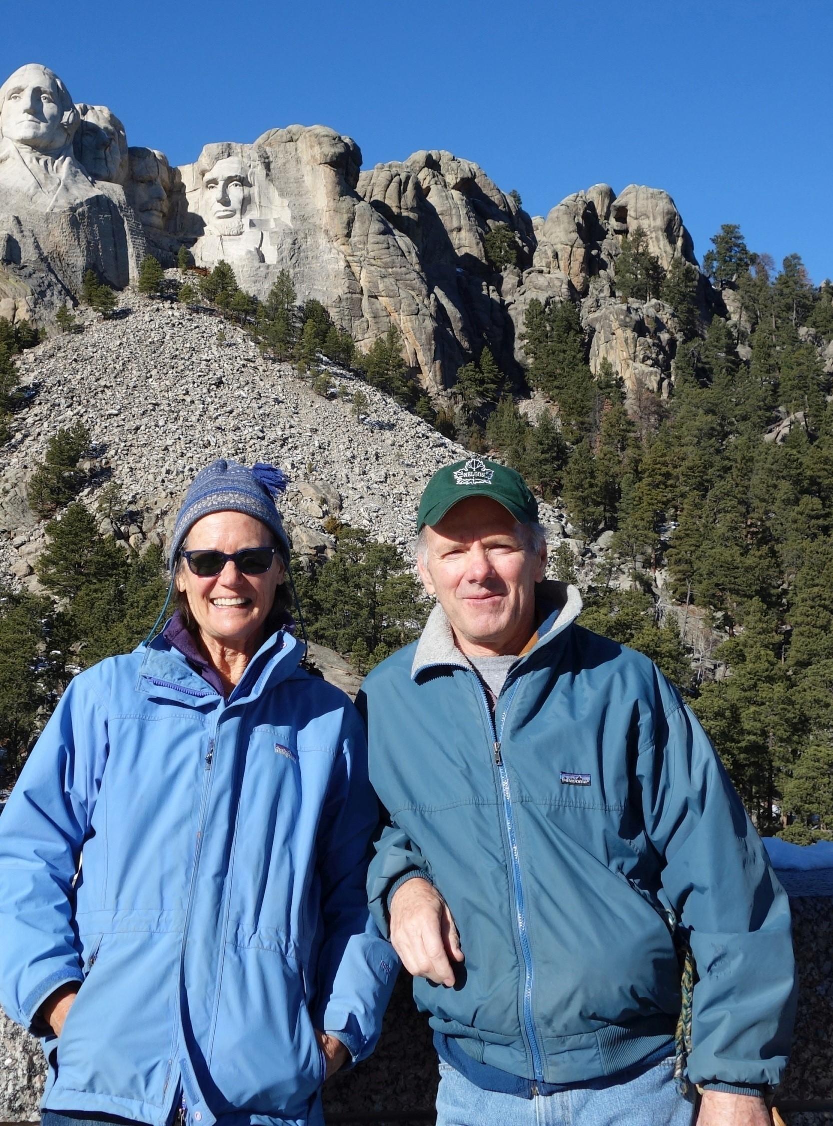 Princie and Bob Falkenhagen, Washington State (from Easton!)
