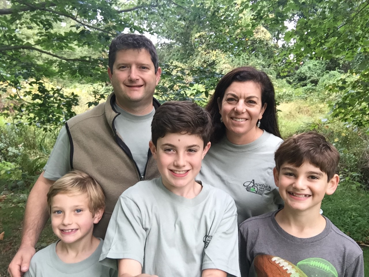Wagenbach Family Trail Stewards