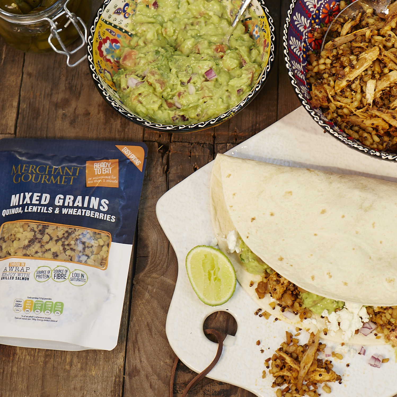 Do you quinoa what you're doing? -