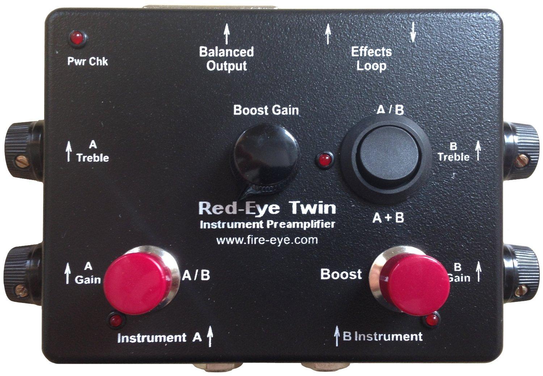 Fire-Eye Red-Eye Preamp