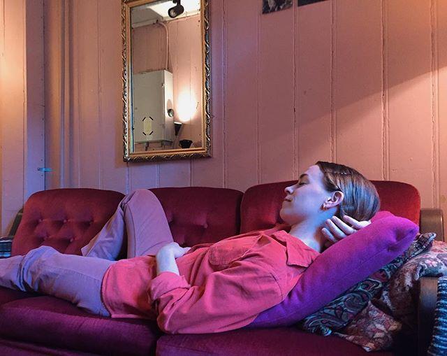 pink o'clock på rosarommet - #officelife