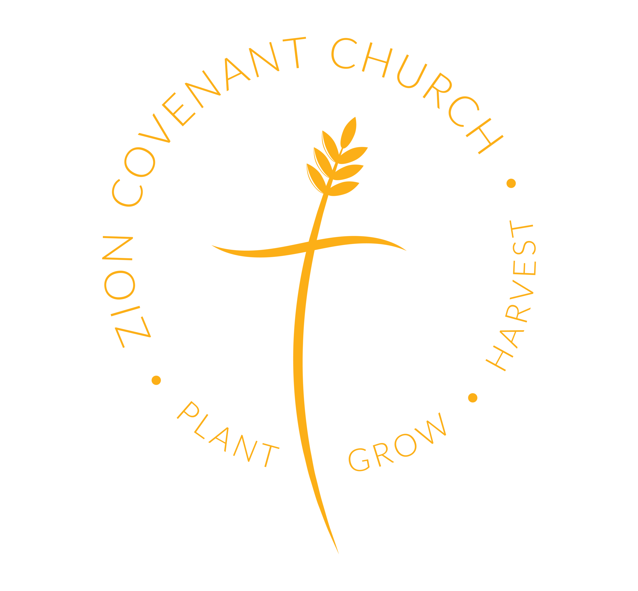 Zion Covenant Church Plant Grow Harvest Watermark