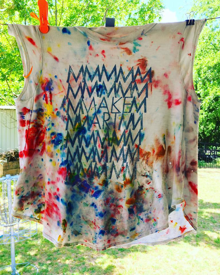 FREE ART MARKET - 4pm -7pmfeaturing local visual artists & their work.