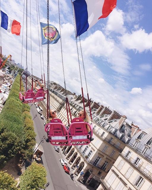 Fair at the Tuileries