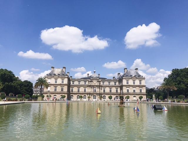 Jardin Du Luzembourg