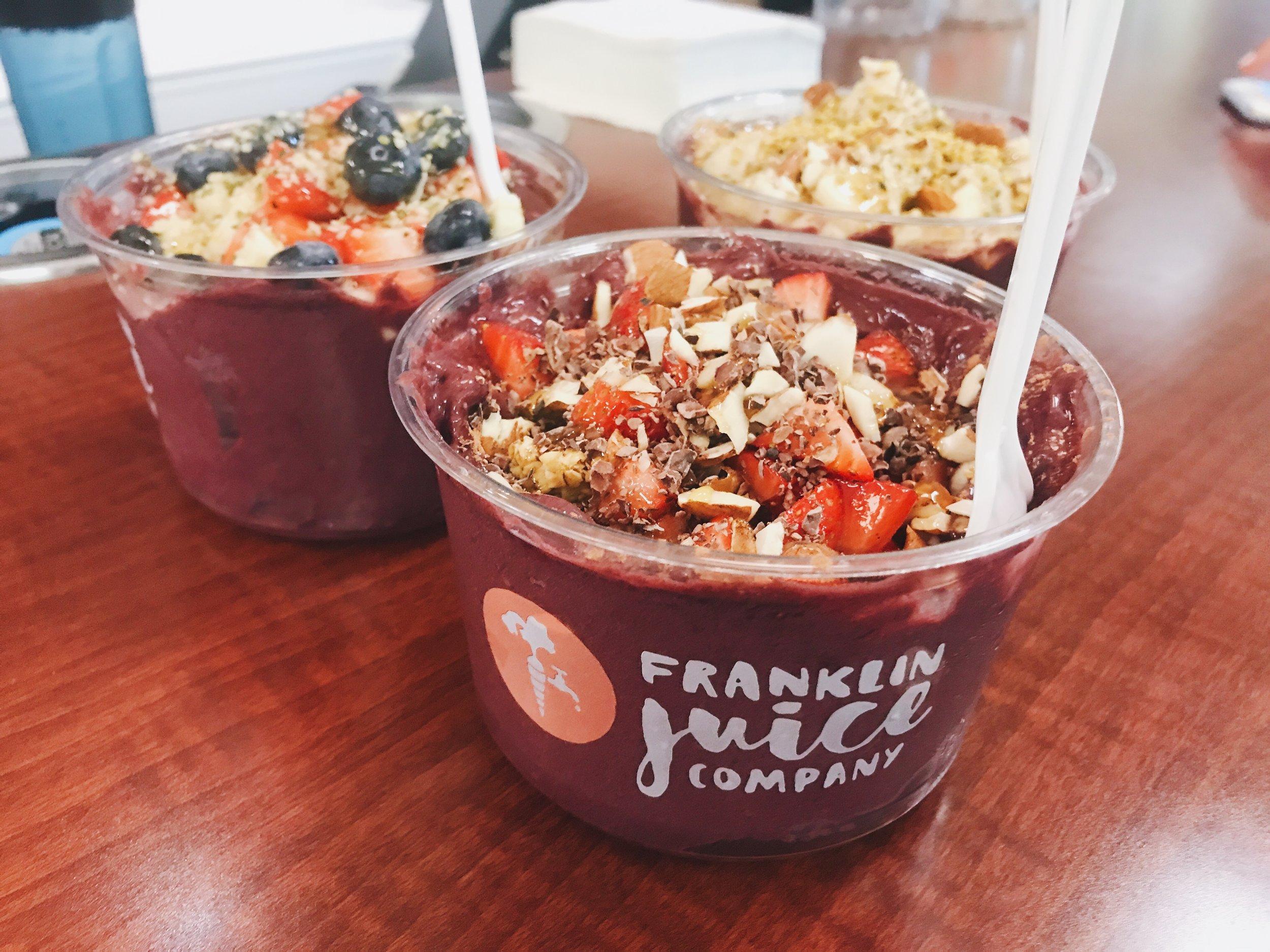 Franklin Juice Co