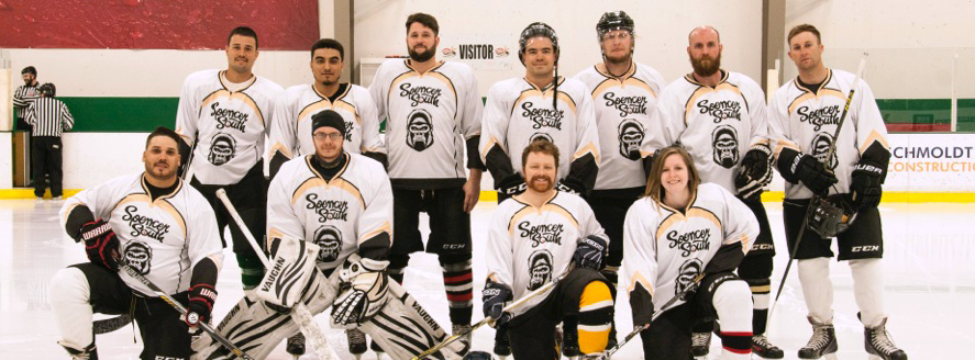 Team Beastmode - I could not ask for a better hockey team! Go Beastmode!