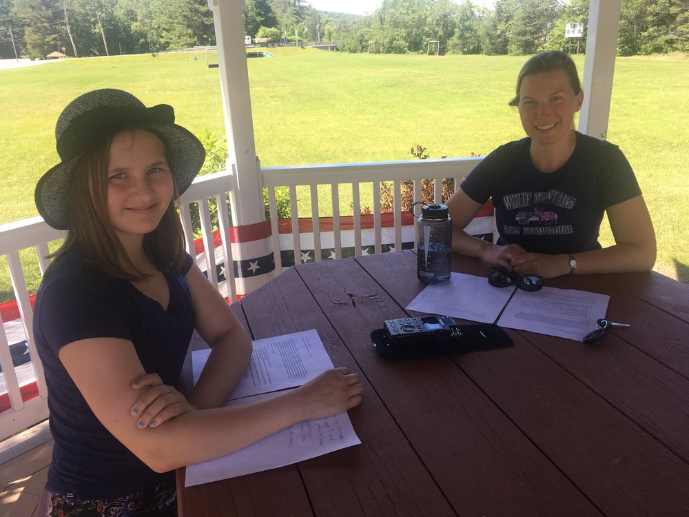Sage interviews Liz Wyman