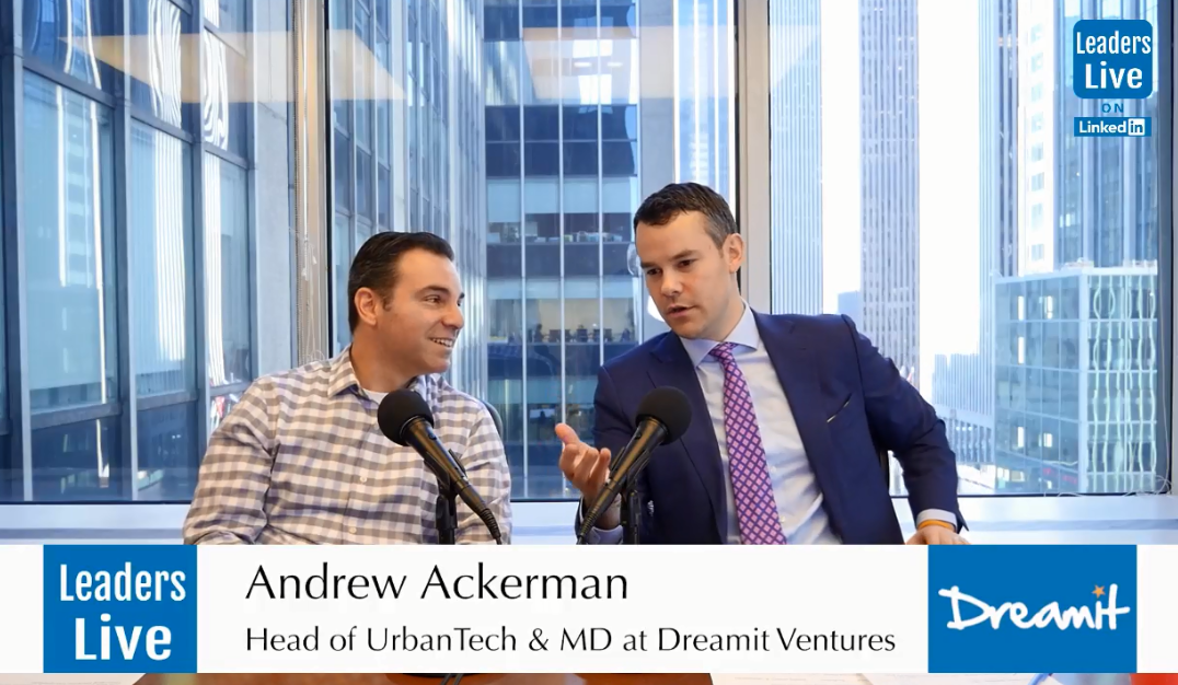 Andrew Ackerman,Dreamit Ventures -