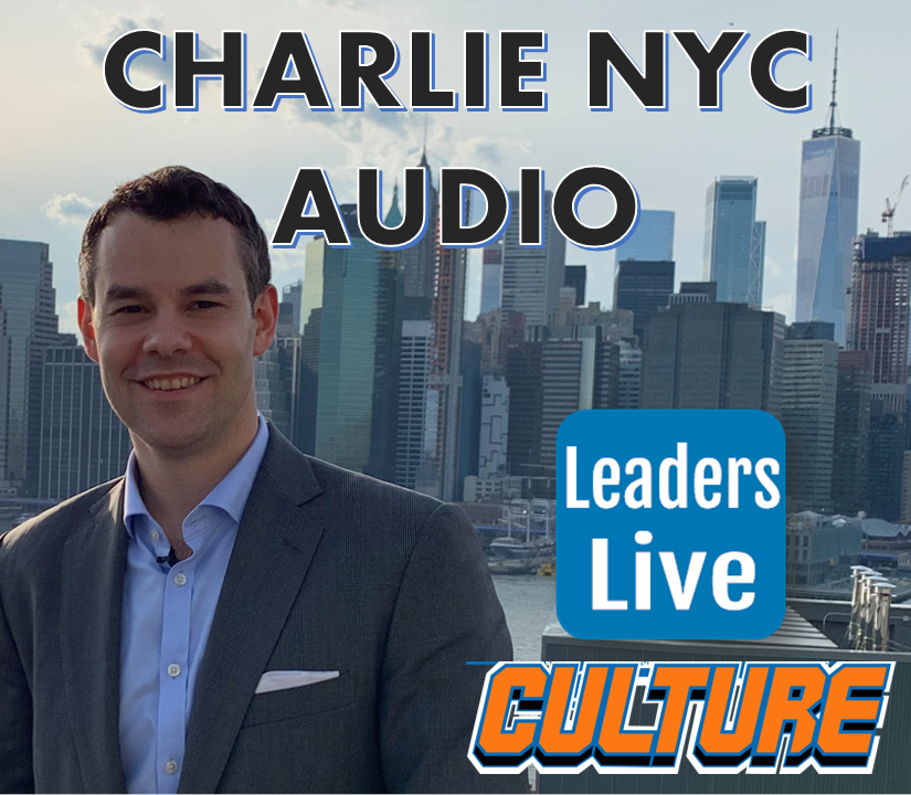 Culture PodcastLeadersLive ShowC&W Rundown - Audio Compilation of talks w/ Founders, Venture Capitalist & Entrepreneurs on Culture Podcast & LeadersLive LinkedInLive Show. Real Estate News/ Updates w/ the C&W Rundown.