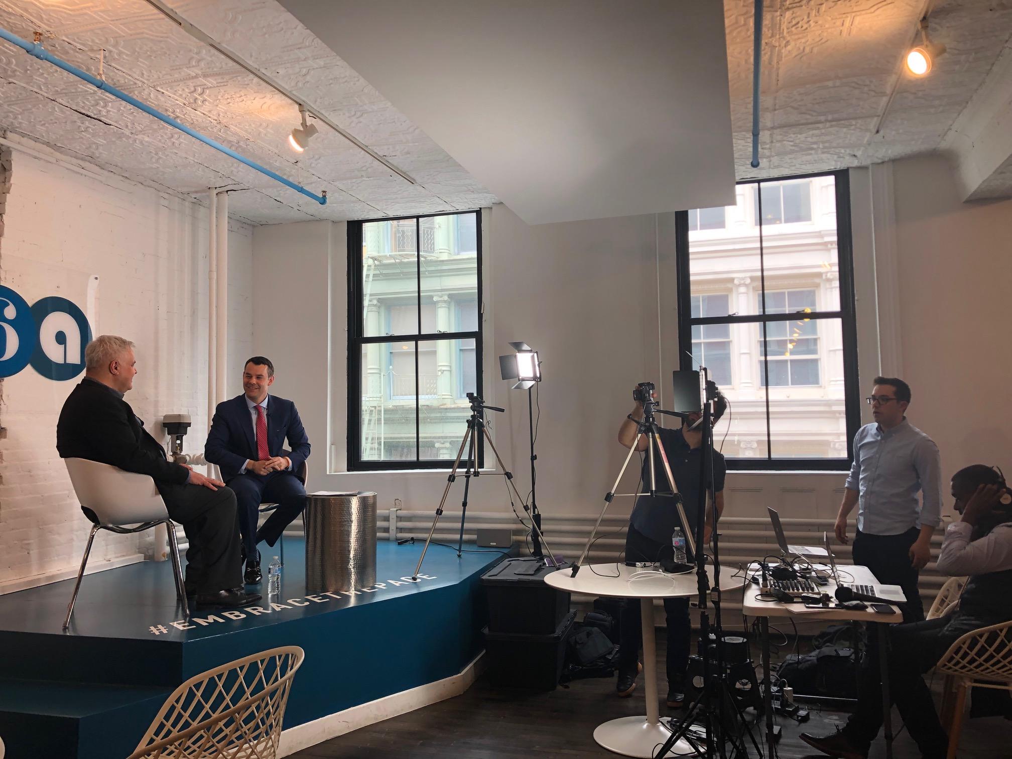 Al DiGuido, CRO North 6th Agency - Former CEO Zeta | CEO Epsilonon CharlieNYC Audio Podcast
