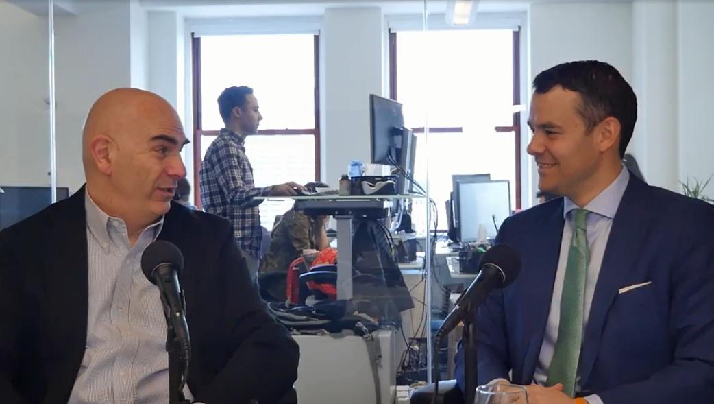 John Frankel, ff VC - on CharlieNYC Audio Podcast