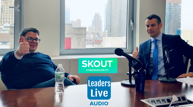 Aidan Kehoe, CEO SKOUT - on CharlieNYC Audio Podcast