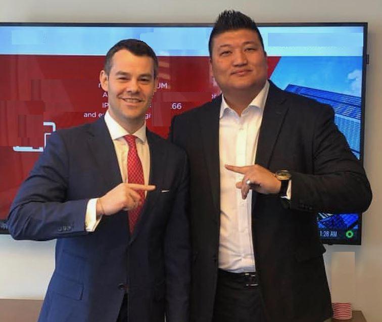 David Chen, GTIF Capital - Leaders Live Audio