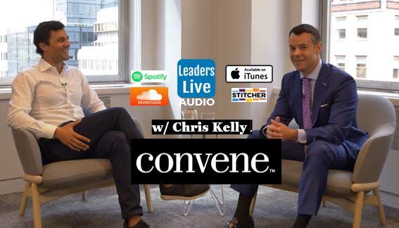Chris Kelly, CoFounder Convene -