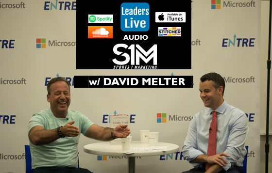 David Meltzer, CEO Sports 1 Marketing  -