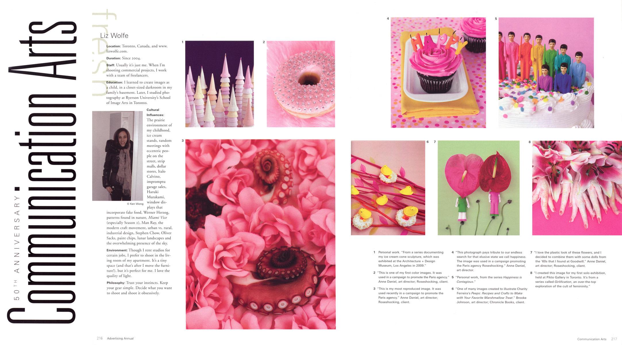 Communication Arts / USA /  pdf