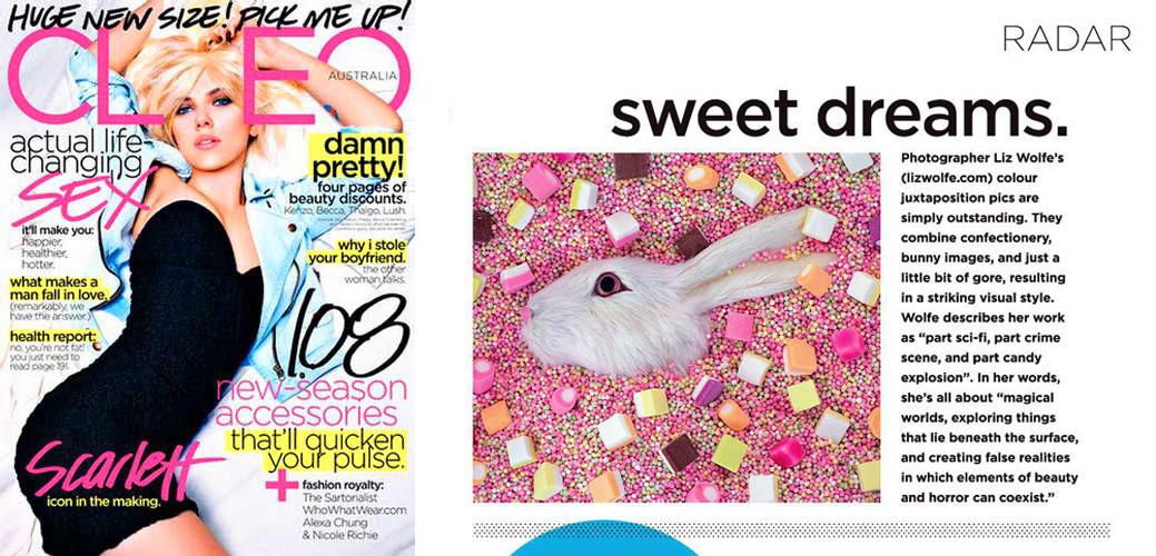 Cleo Magazine / Australia