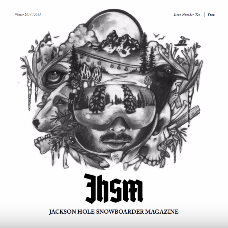 SNOWPOCALYPSE: JHSM / Issue 10 / Winter 14/15   Halina takes us on a post-apocalyptic snowboarding journey.