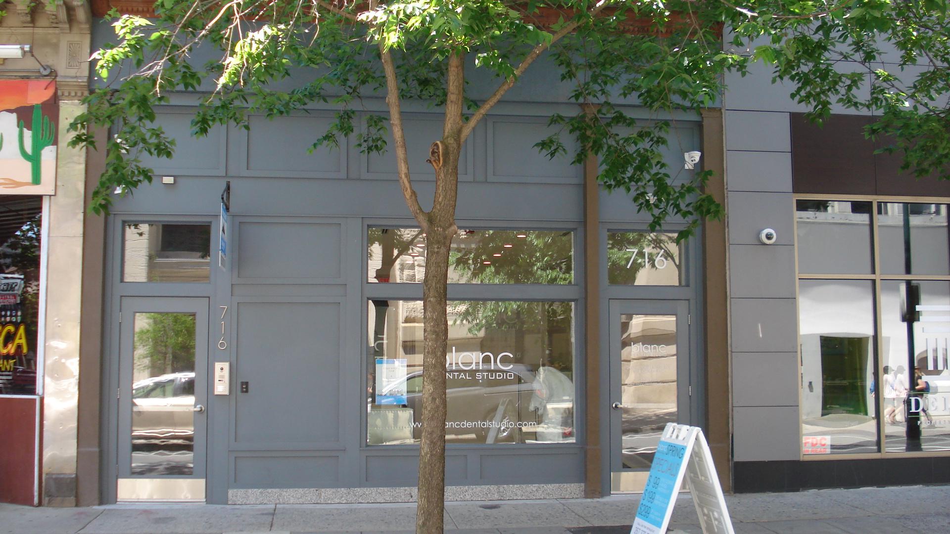 716 Chestnut new storefront.JPG