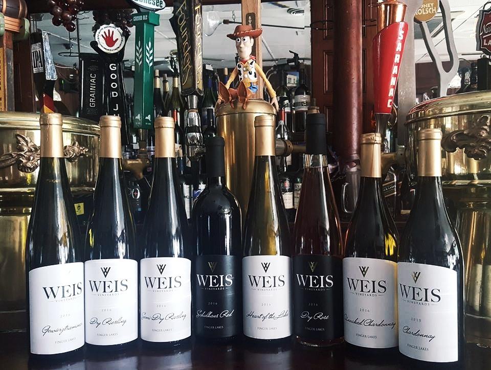 Weis Vineyards