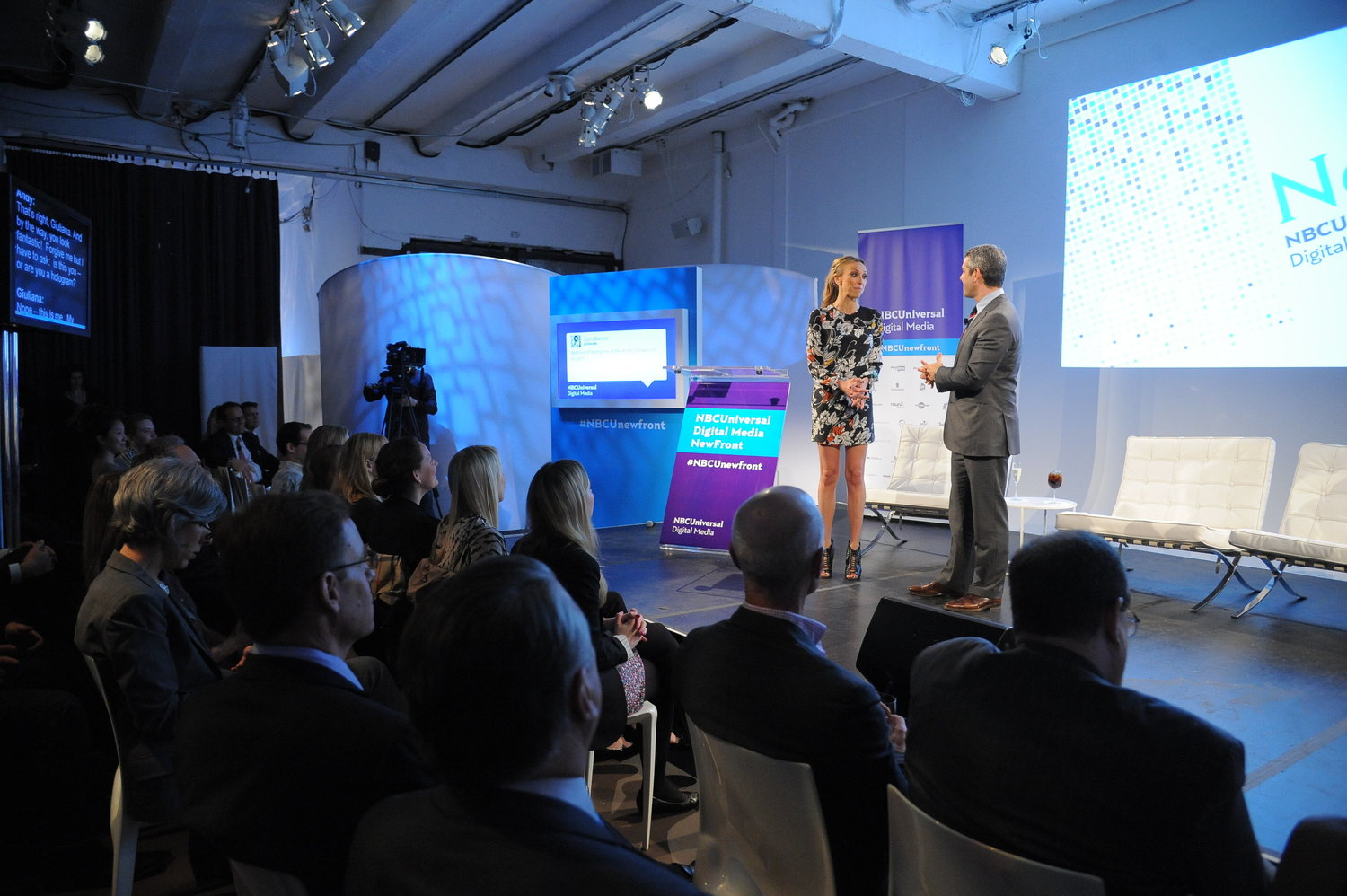 NBCUniversal First Annual Digital Newfront