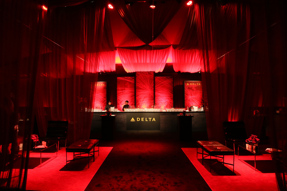 Delta Air Lines Grammy Party