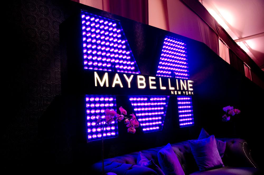 Maybelline at New York Fashion Week