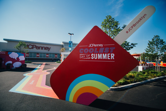 JCPenney Coolest Day of Summer
