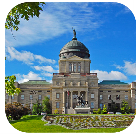 Image of the Montana State Capitol Building