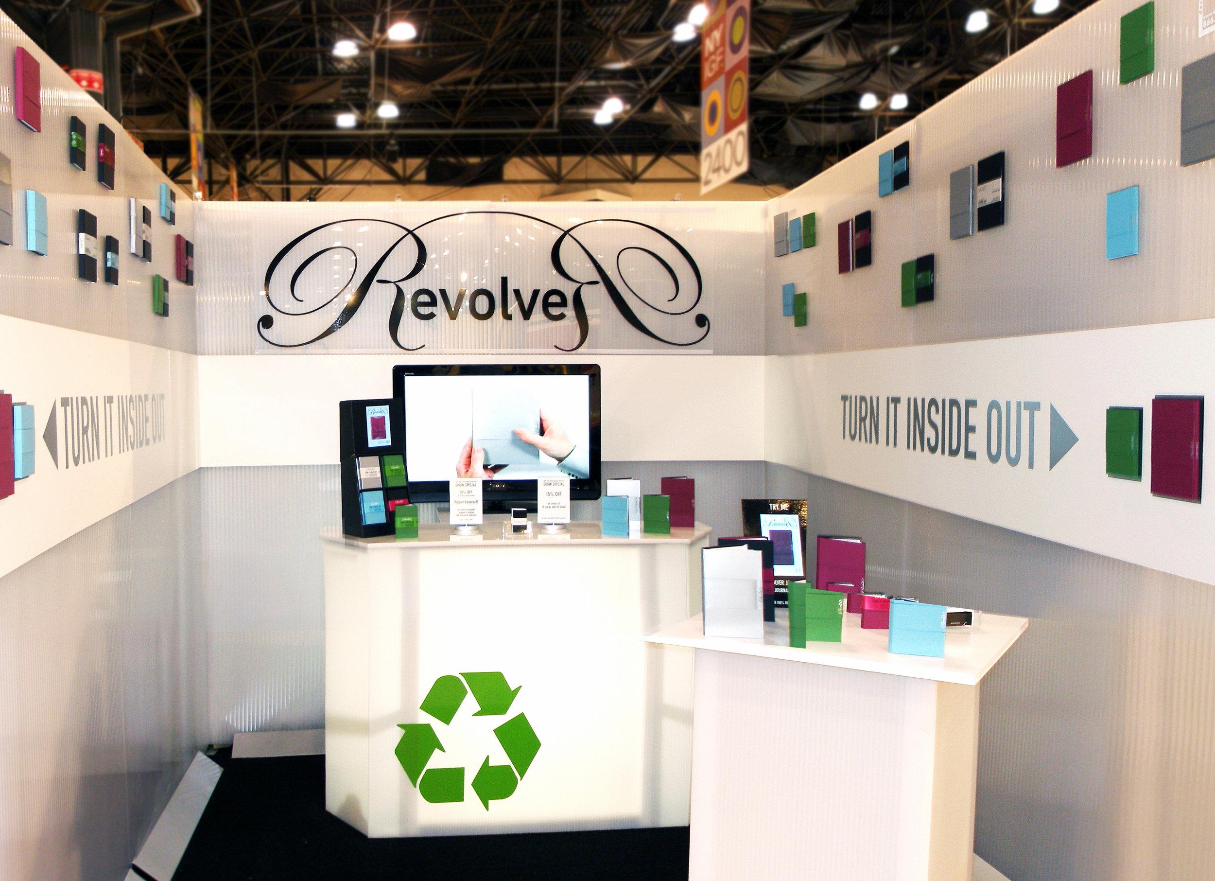 Revolver - Exhibit Design