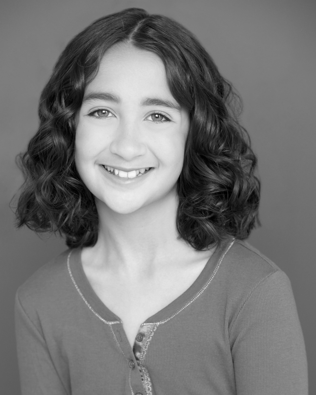 Georgia Orlando (Little Girl)