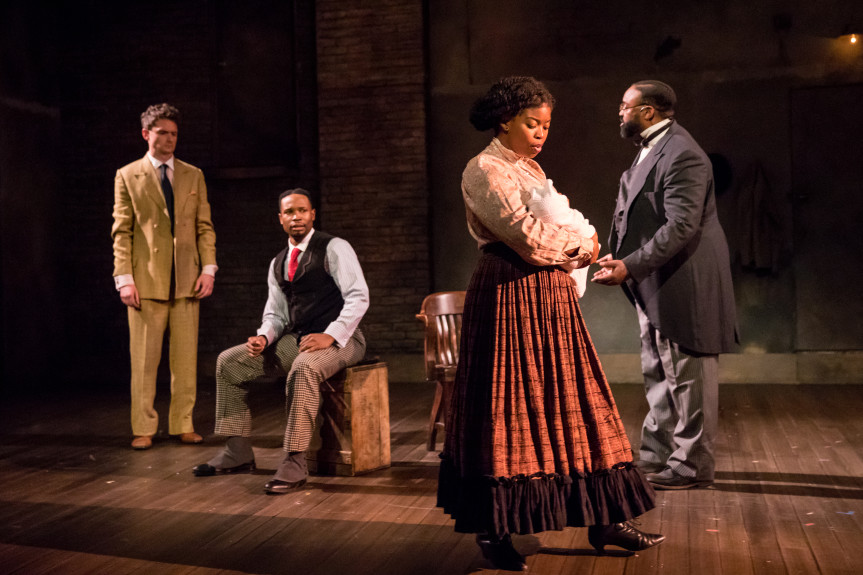 "Theater Latte Da's ""Ragtime"" earned the Ivey for Overall Excellence. (Dan Norman/Theater Latte Da)"