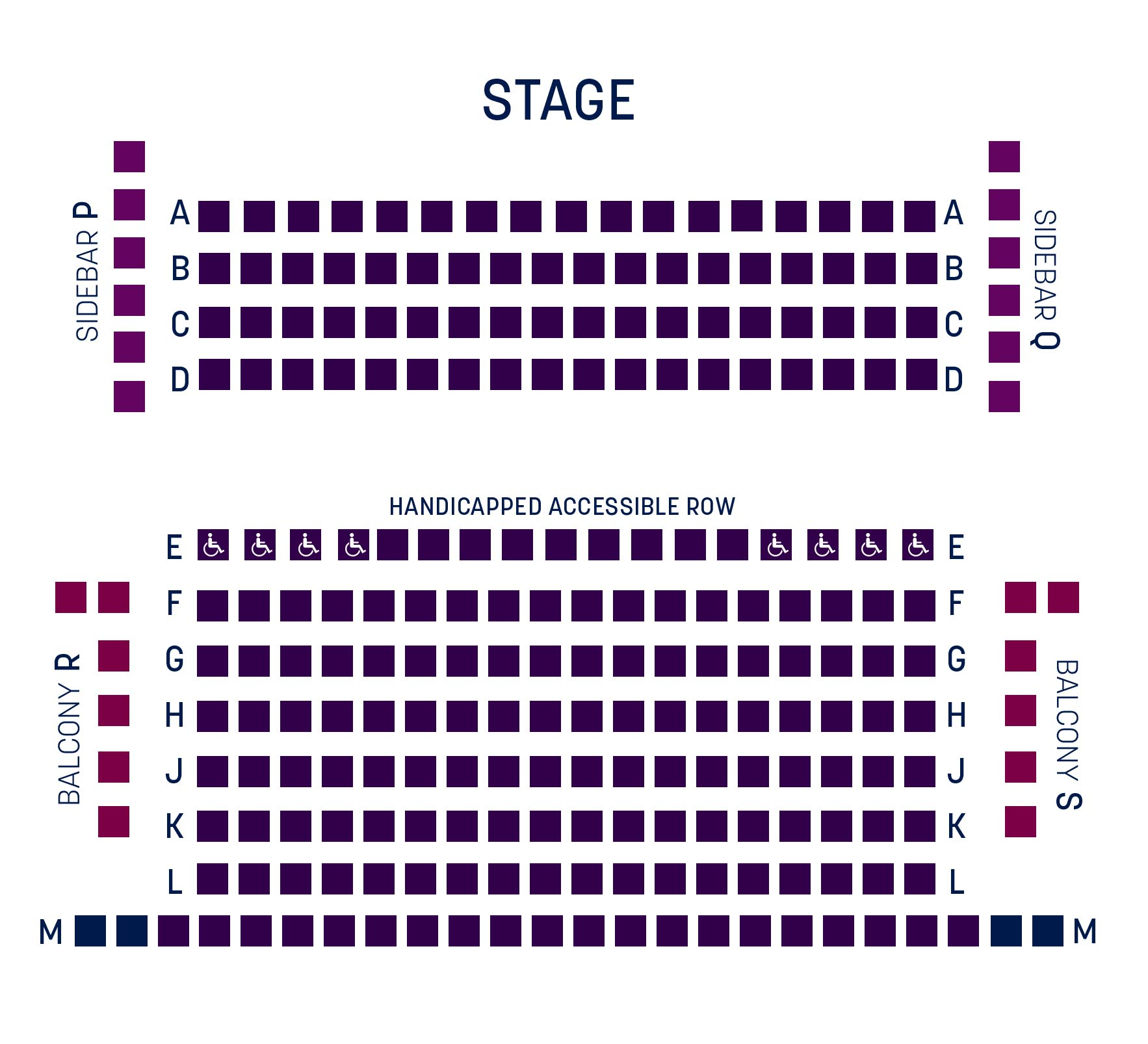Ritz Theater Seat Map 2018_19_Season21Colors.jpg