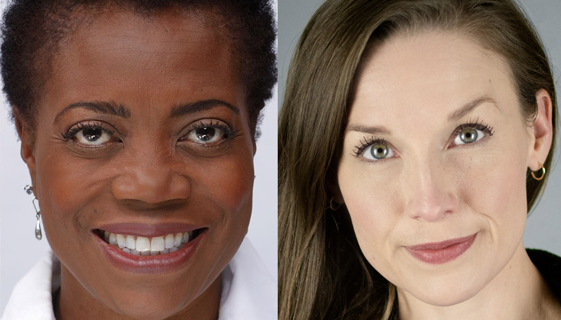 Regina Marie Williams and Britta Ollmann star in CHICAGO and BERNARDA ALBA in Latte Da's 2019-20 Season