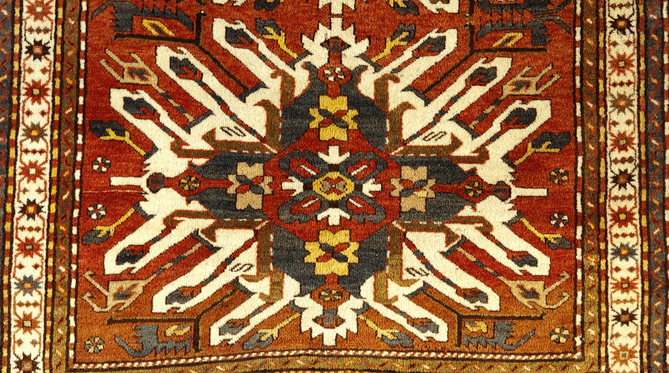 Rugs and Carpets - Historians from the ancient Middle East and Asia Minor refer to Armenia as the center of rug weaving. This gallery features many rare and inscribed carpets.