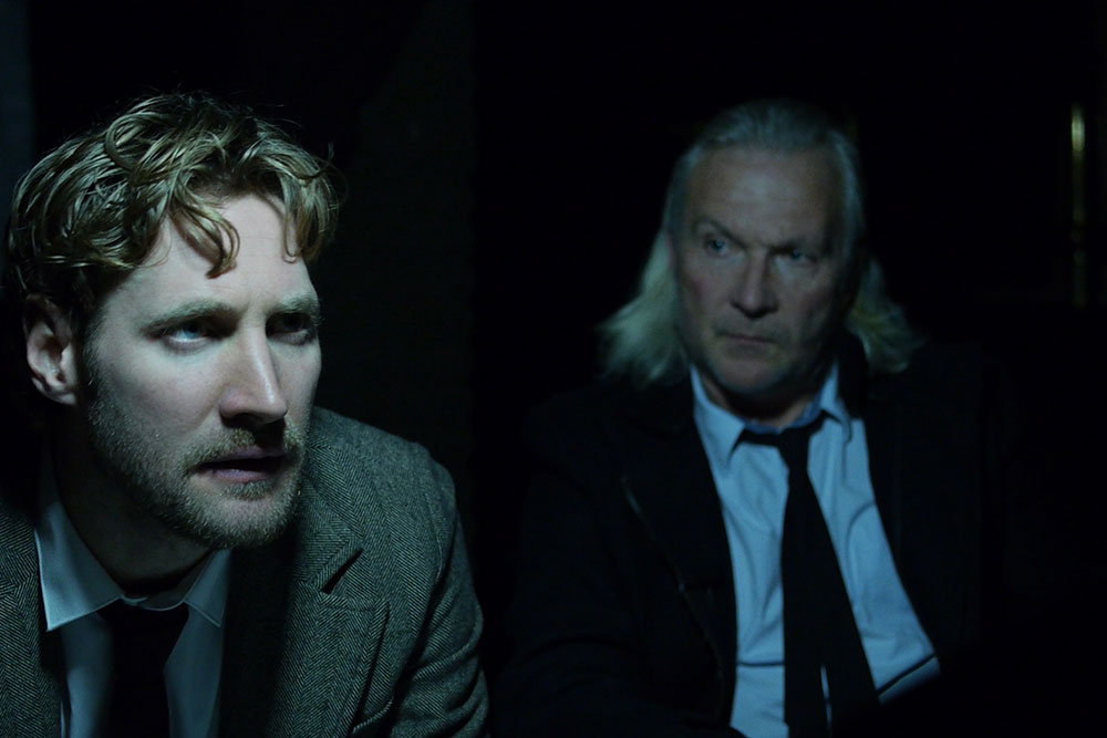 Audience members face interrogation as the police search for clues in SE7EN Deadly sins