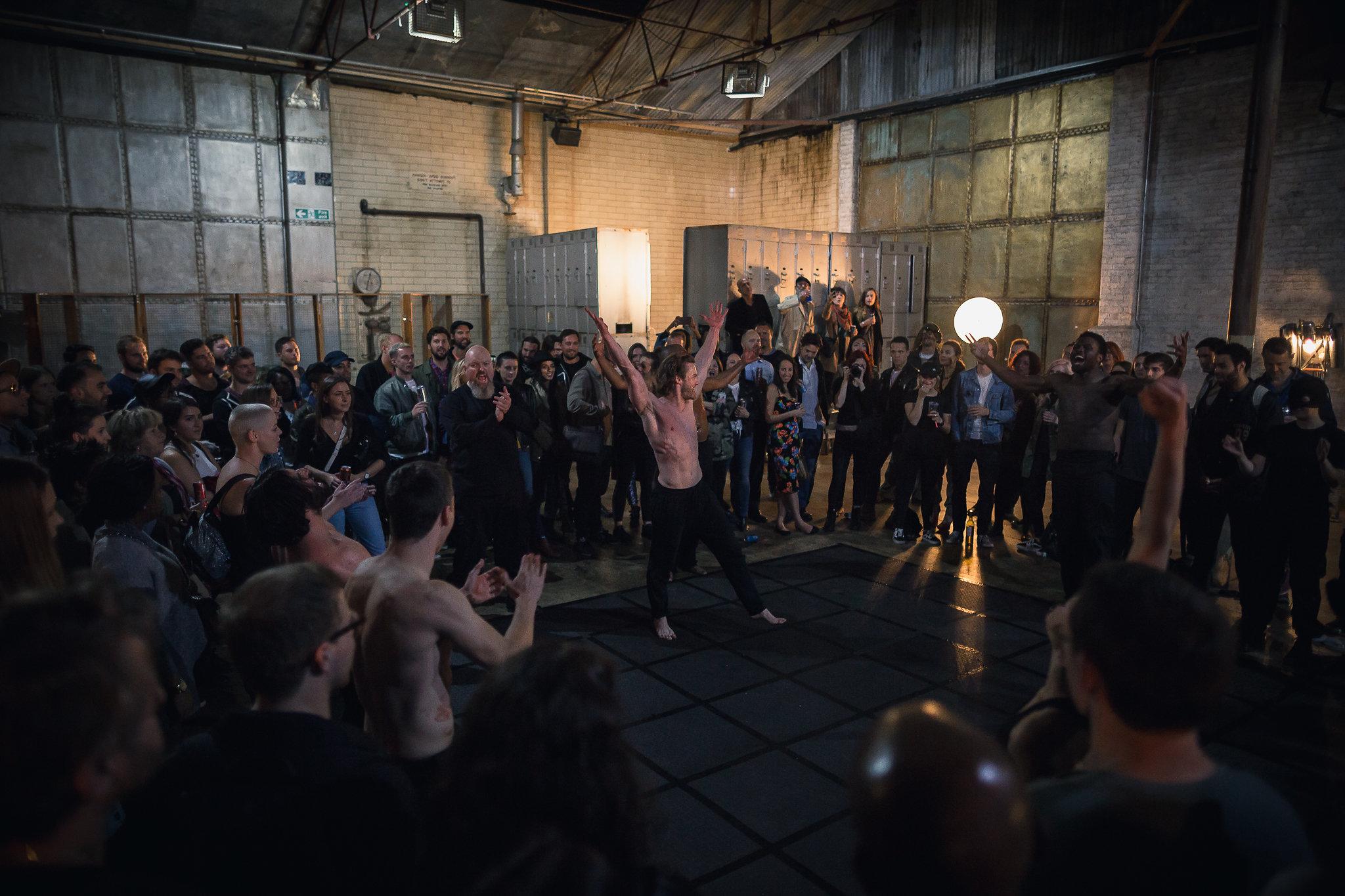 Project Mayhem gets into rhythm in Dalston's underbelly