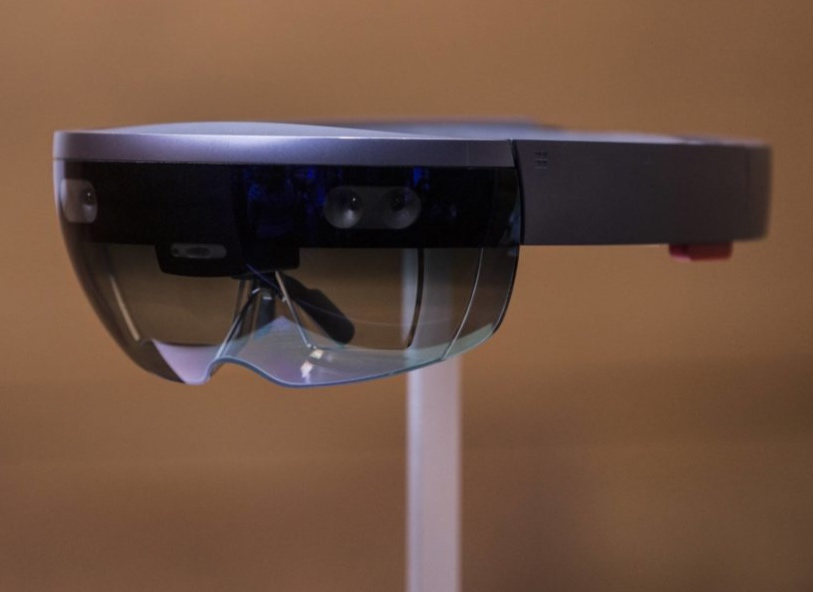 Hololens 1 - Released to Developers in March of 2016