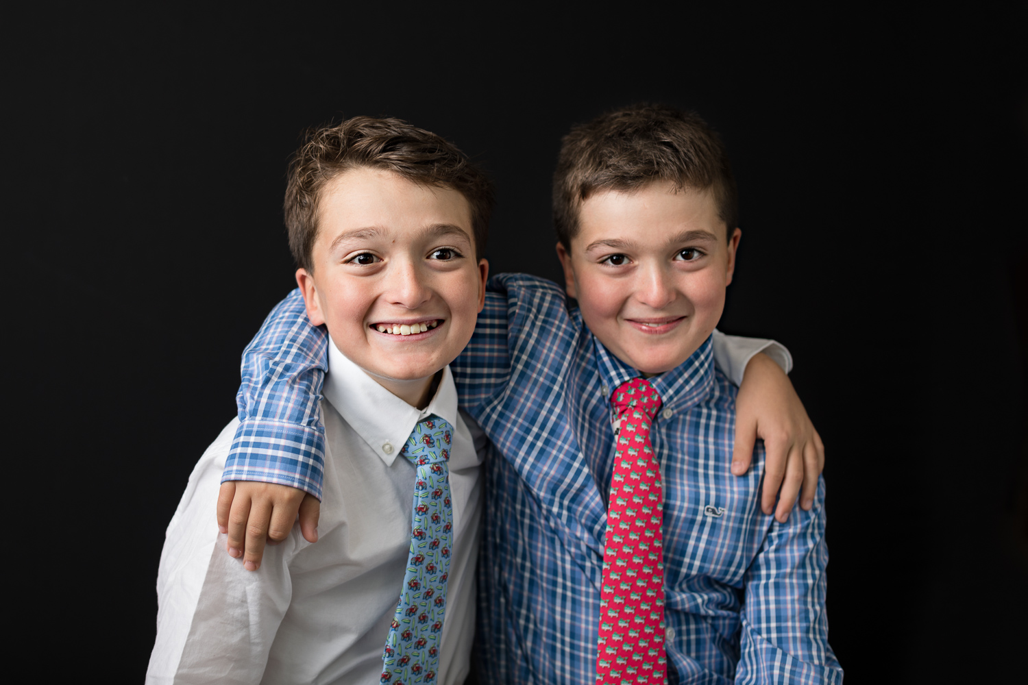 CT private school photographer siblings