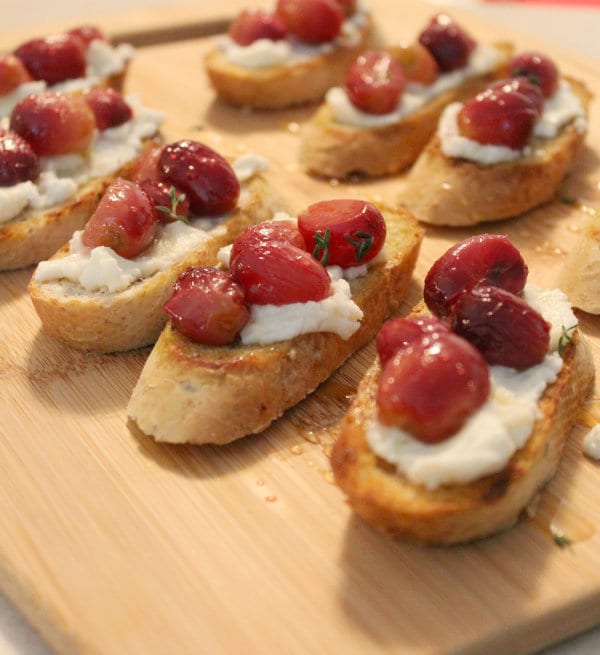 Amazing Appetizers! - This recipe makes for a phenomenal hors d'oeuvre or as a side dish to any entrée. The sweet and savory combo will take you on a fantastic trip to flavor town!