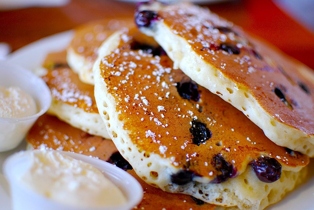 Blissful Breakfasts! - This somewhat decadent recipe is a family favorite because I often incorporate seasonal fruit to a DELICIOUS pancake recipe – Most any fruit will do – let your imagination and your taste buds run wild!