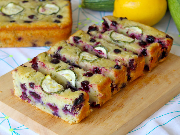Bodacious Breads! - Blueberries have long been considered a super fruit because of their massive anti-oxidant powers. This tiny blue fruit has incredible healing properties for many parts of our body, but especially the heart. But when combined with zucchini in this unique but delicious recipe, it's a super heart healthy treat! Zucchini helps reduce blood pressure and helps keep the heart beating at a steady rhythm. Enjoy!