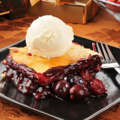 Delightful Desserts! - Make America Taste Great Again--Perfect for your 4th of July festivities! This cobbler includes a variety of fruit – Feel free to add others you enjoy like peaches, blackberries, etc.